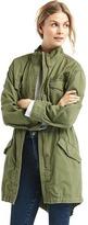 Gap Long utility jacket
