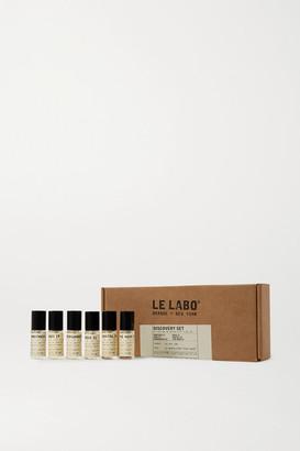 Le Labo Eau De Parfum Discovery Set, 6 X 5ml