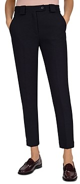Gerard Darel Morgana Cropped Straight Leg Pants