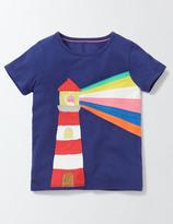 Boden Big Appliqué T-shirt