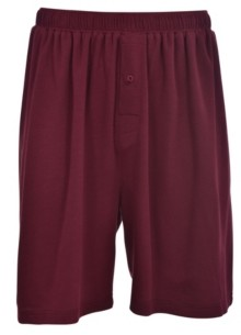 Hanes Platinum Hanes Men's Big and Tall Soft Waffle Lounge Shorts