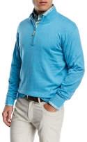 Peter Millar Crown Soft Half-Zip Sweater