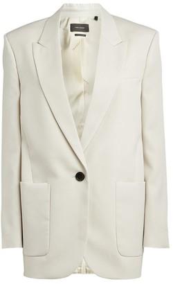 Isabel Marant Wool Lindaya Blazer Jacket