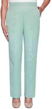 Alfred Dunner Lake Geneva Twill Pants
