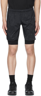 Satisfy Navy JusticeTM Trail Long Distance 10 inches Shorts