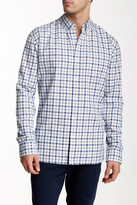 Bonobos Tattersall Long Sleeve Oxford Standard Fit Shirt
