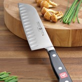 Wusthof Classic Hollow-Edge Santoku Knife