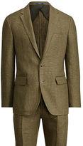 Polo Ralph Lauren Morgan Basket-Weave Linen Suit