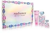 Britney Spears Radiance by for Women 3 Piece Set Includes: 3.3 oz Eau de Parfum Spray + 3.3 oz Body Souffle + 0.33 oz Eau de Parfum Travel Spray