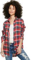 Denim & Supply Ralph Lauren RL Boyfriend Plaid Shirt