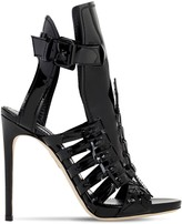 DSQUARED2 120mm Patent Leather Sandals