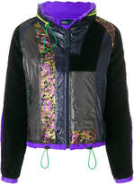 Kolor zipped fantasy jacket