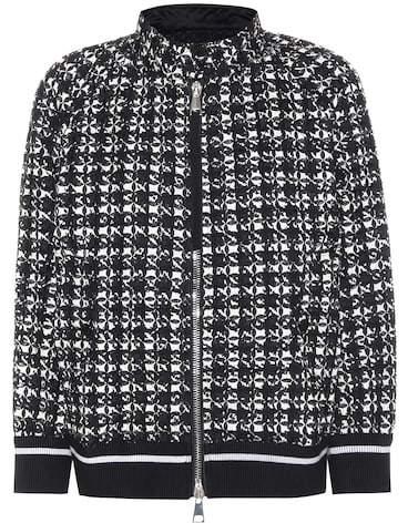 Moncler Fiadone bomber jacket
