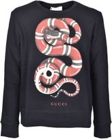 Gucci Snake Print Sweatshirt