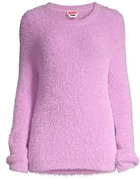 Kate Spade Women's Fuzzy Knit Sweater