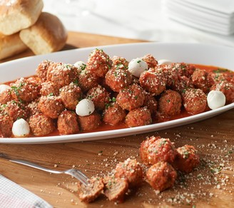 SH 12/7 Mama Mancini's 100-Ct Three Cheese Beef Mini Meatballs