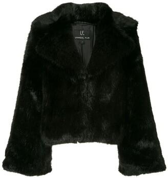 Unreal Fur Madam Butterfly jacket