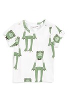 Mini Rodini Infant Boy's Frog Organic Cotton T-Shirt