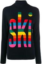 Chinti and Parker Ski turtleneck jumper