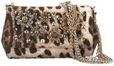 Dolce & Gabbana Anna clutch - women - Polyester/metal/glass - One Size