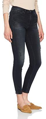 Calvin Klein Jeans Women's Sculpted Skinny-B Jeans, (Black Water), W32/L30 (Size: 3032)
