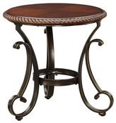 Ashley Gambrey End Table - Reddish Brown - Signature Design®