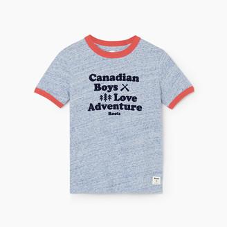 Roots Boys Love Adventure T-shirt
