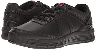 Reebok Work Guide Work Soft Toe (Black) Men's Work Boots