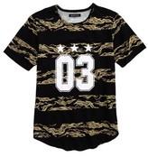 Elwood Boy's Graphic Stripe T-Shirt