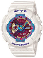 Casio Womens Neon Colours Baby G BA112-7A