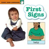Bed Bath & Beyond First Signs Board Book by Stan Collins