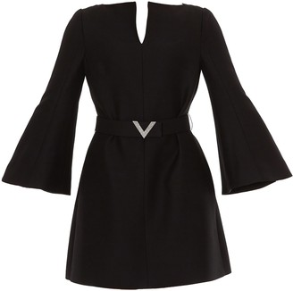 Valentino Belted Mini Dress