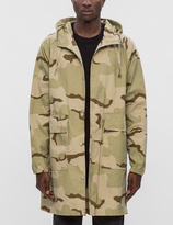 Stussy Light Ripstop Hooded Jacket
