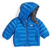 Armani Junior Infant Boy's Water Resistant Down Puffer Coat