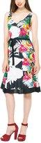 Desigual Women's Knitted Dress Straps 8