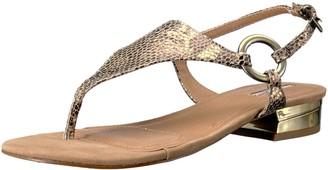 Tahari Women's TA-LACIE Flat Sandal