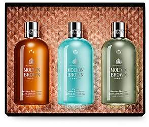 Molton Brown Christmas Gifts 3-Piece Spicy & Aromatic Shower Gel Gift Set