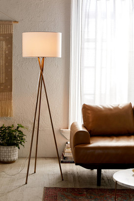 Urban Outfitters Clara Tripod Floor Lamp