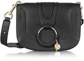 See by Chloe Hana Black Leather Crossbody Bag