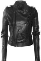 Rick Owens Classic leather jacket