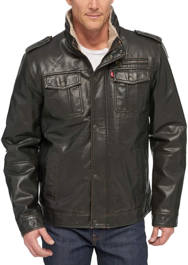 куртка левис 6