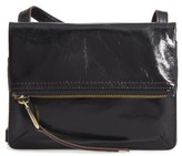 Hobo Glade Leather Crossbody Bag - Black