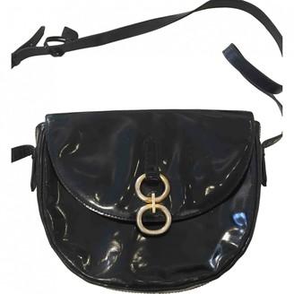 Delvaux Black Patent leather Handbags