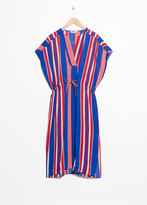 And other stories Striped Drawstring Kaftan