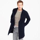 Harris Wharf LondonTM topcoat in boiled wool