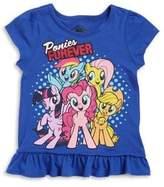Hasbro Little Girl's My Little Pony Graphic Tee