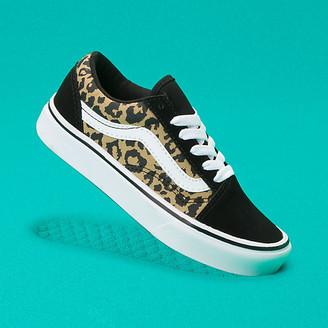 Vans Kids Leopard ComfyCush Old Skool