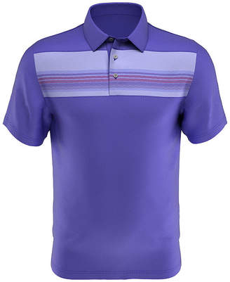 PGA Tour TOUR Mens Crew Neck Short Sleeve Polo Shirt