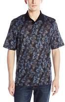Bugatchi Men's Palma Polo Shirt