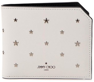 Jimmy Choo Albany Bifold Wallet